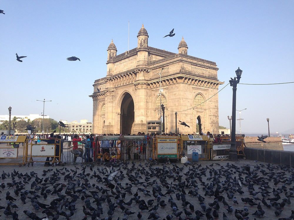 Gate of India