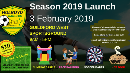Season 2019 Launch