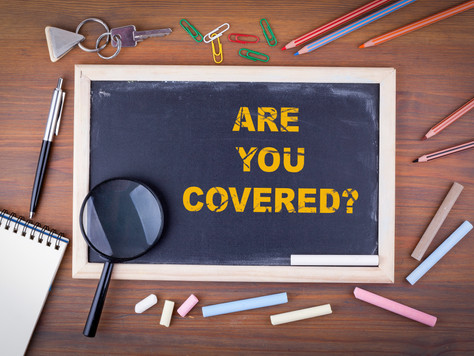Are you travelling under cover?