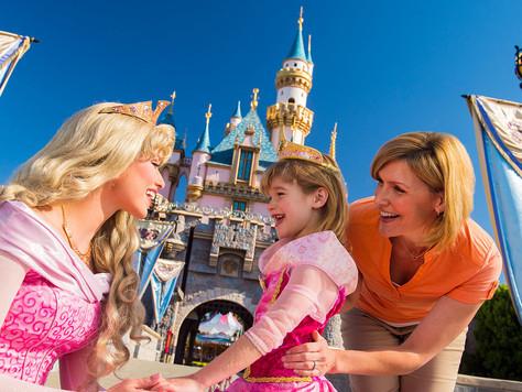 Disneyland Anaheim or Disneyworld Orlando?