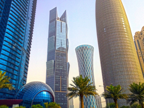 Qatar, the perfect stop over city!