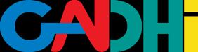 gandhi design logo