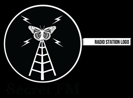 radio station logo secret garden party