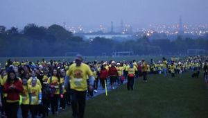 Darkness into light participants 2018
