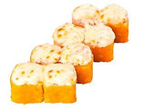 Запеченные роллы с сыром