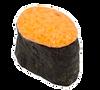 Запеченные суши на выбор: лосось, краб, тунец, мидии