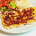 Filete de pescado al gusto
