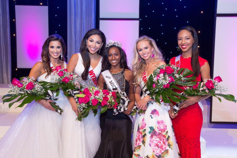 Miss Michigan Teen USA Finalists