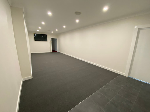 Completion of English Church Cry Room