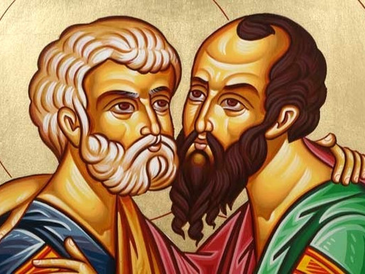Feast of the Apostles Contemplation