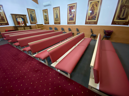 Church Update - English Church