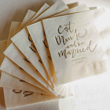 How do I Personalize my Wedding?