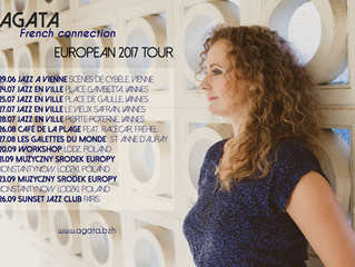AGATA French connection EUROPEAN 2017 TOUR