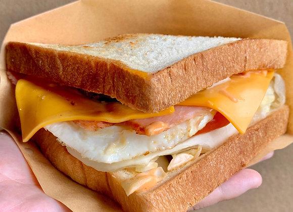 Homey Ham Sandwich