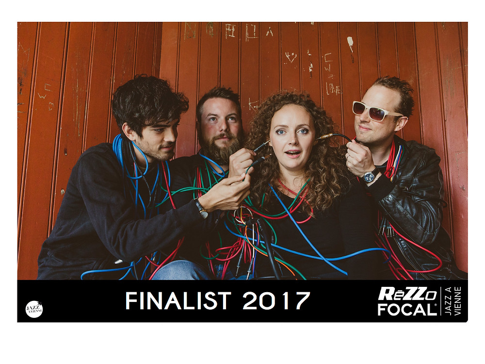 AGATA FINALIST OF THE JAZZ A VIENNE REZZO FOCAL COMPETITION 2017