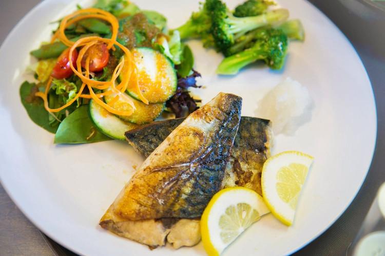 Shio Saba Yaki - Grilled Mackerel | Sakana Sushi & Ramen Westminster CO