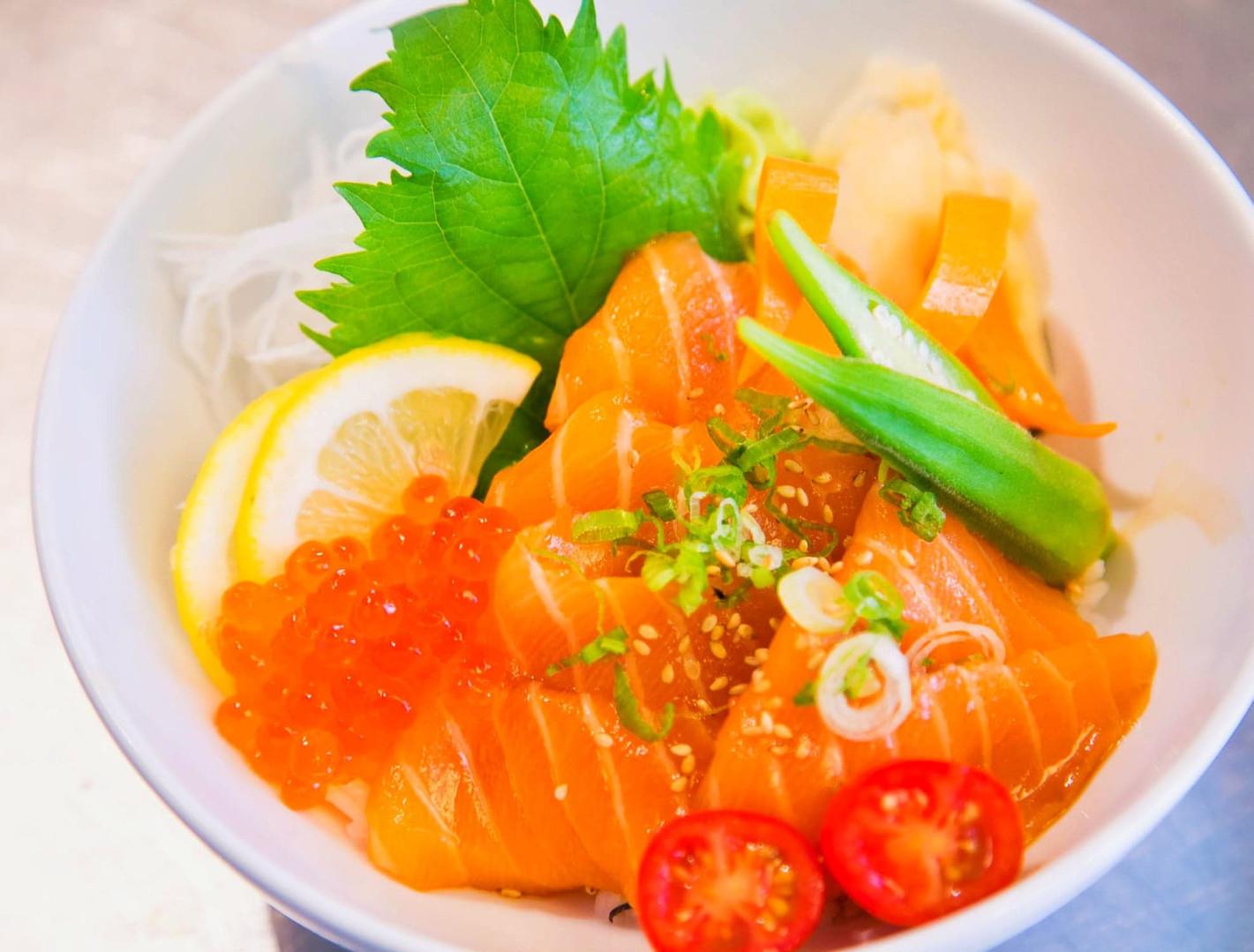 Salmon Don | Sakana Sushi & Ramen Westminster CO