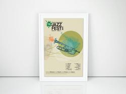 Jazz Fest Poster