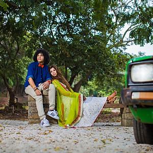 Shreya & Vivaan