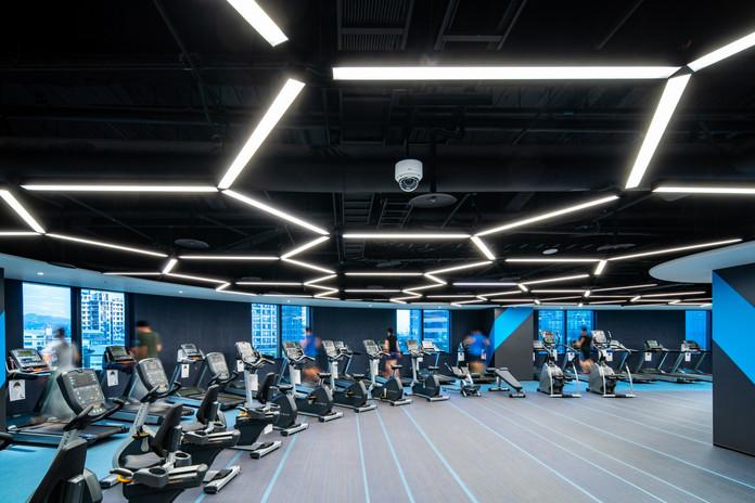 北投華碩新建大樓1-4樓裝修之視聽工程