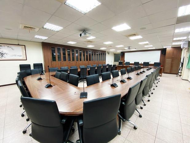 會議室簡報&席位擴音系統