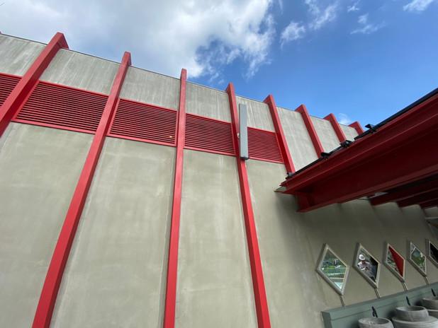 台灣水泥花蓮和平觀光工廠監視廣播