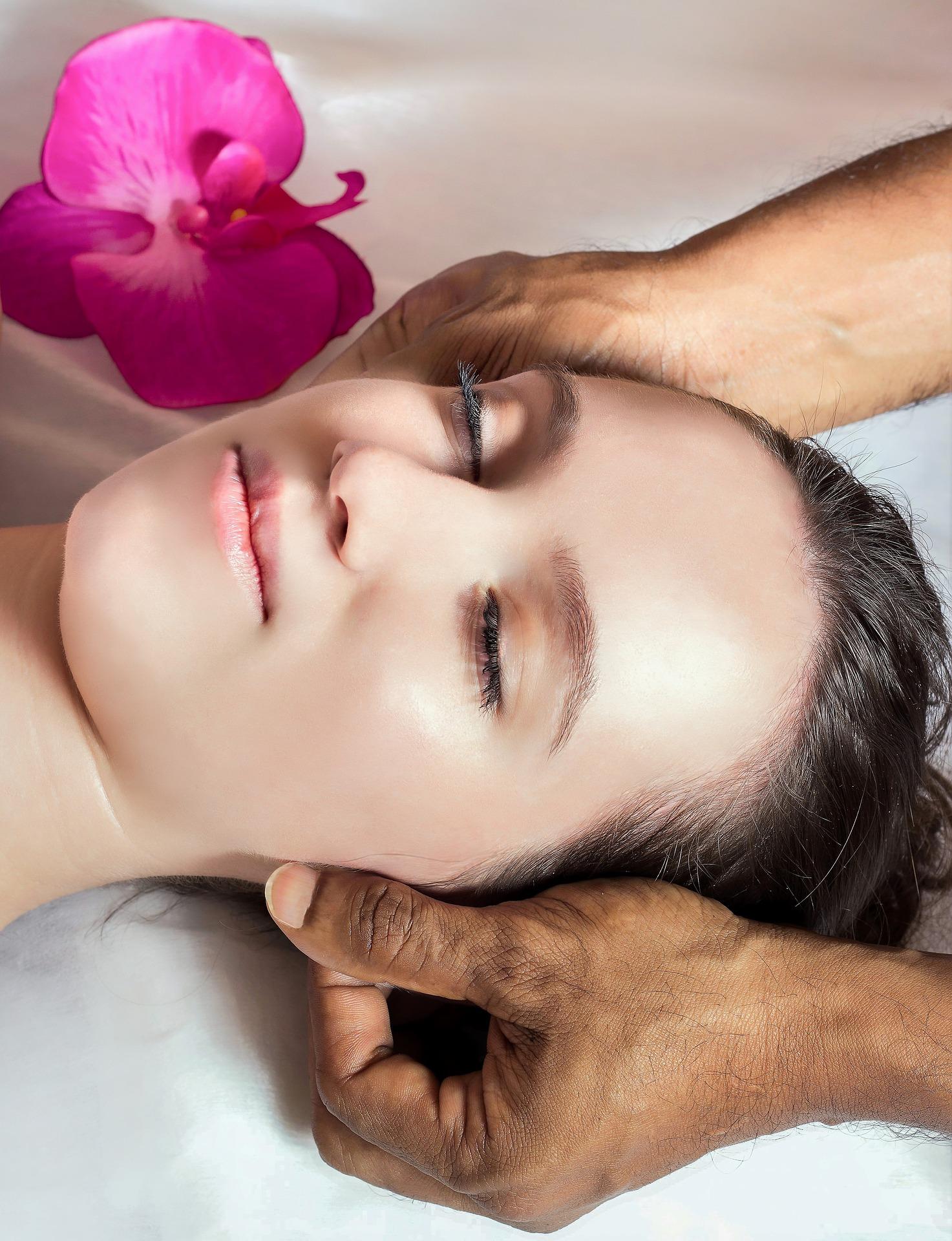Marmathérapie visage