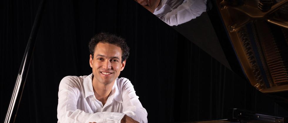 Portrait au piano 1