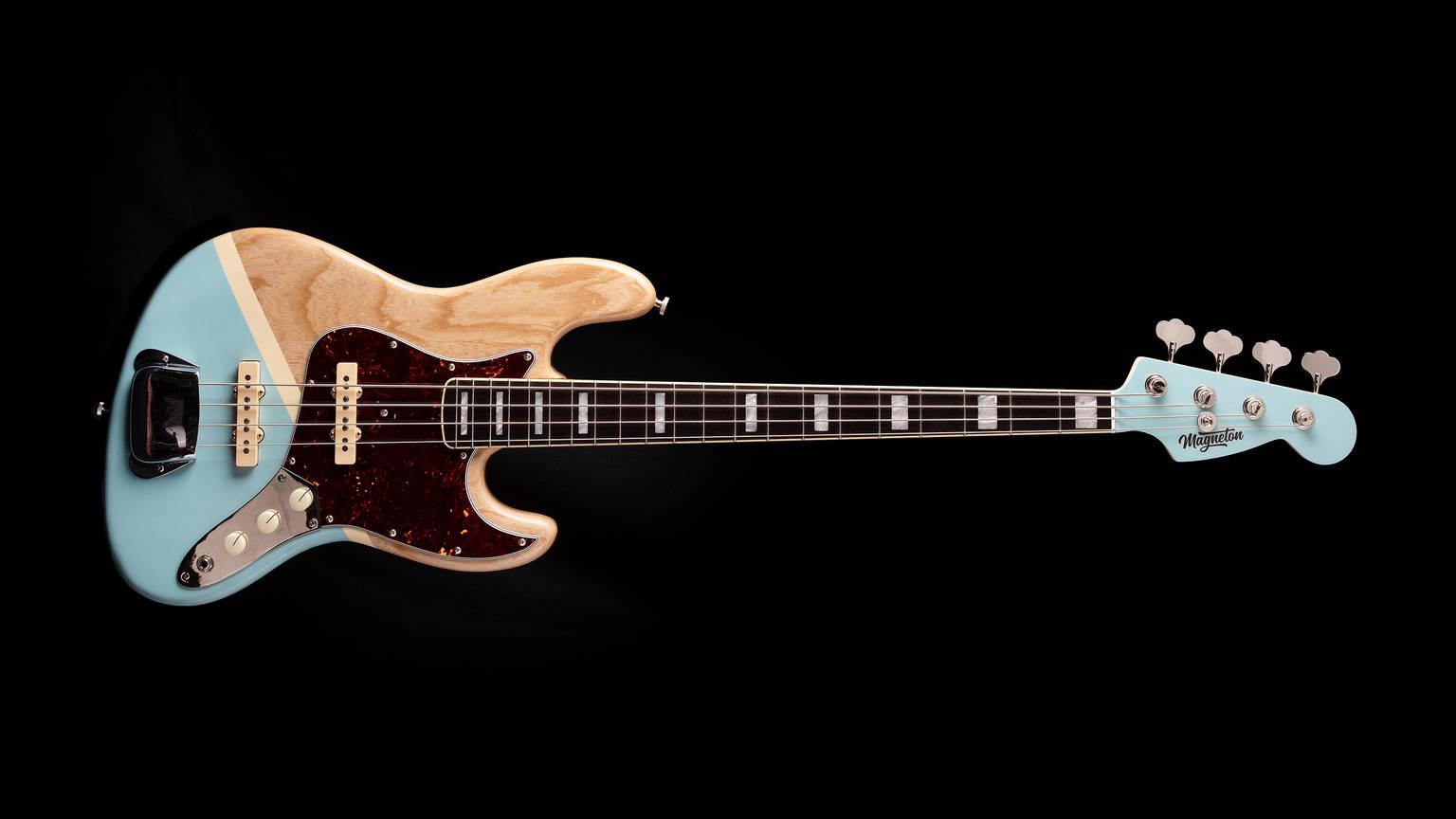 Magneton Jazzmine Bass –Sandro Isler