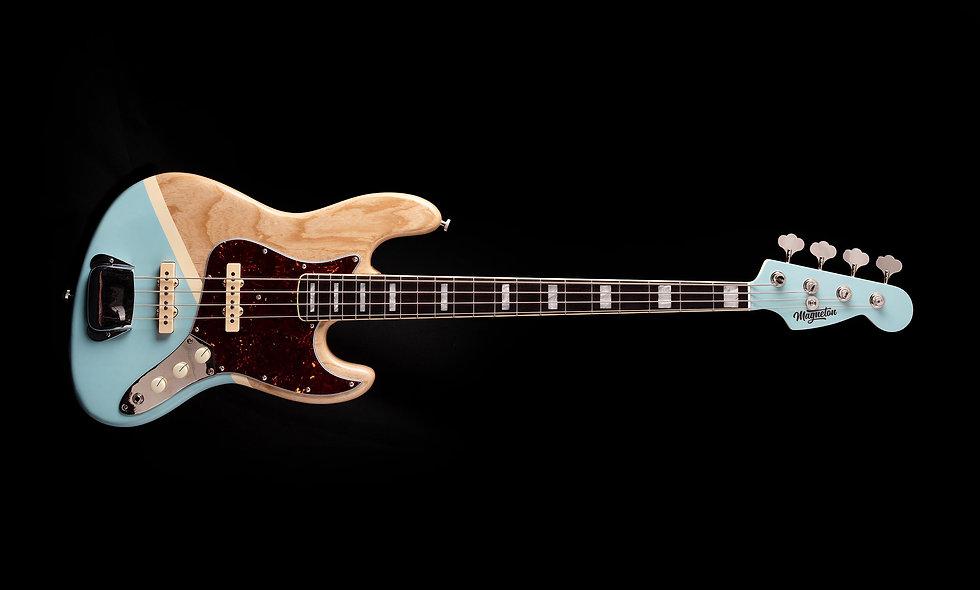 Magneton Jazzmine Bass – Sandro Isler