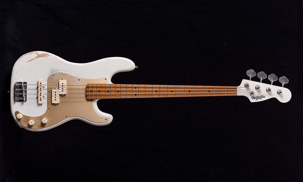 Magneton Priscilla Bass – Matt C. Nold