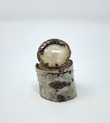 Chelsea Martini | Rack Ring | Antler, Copper
