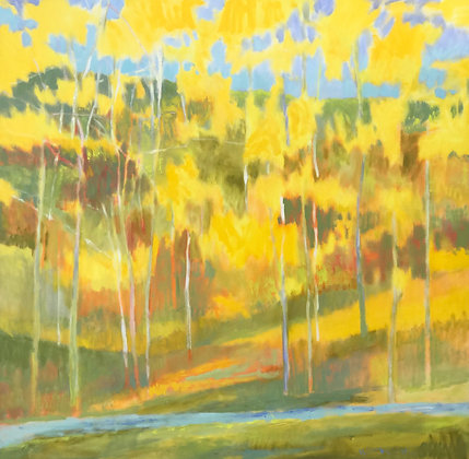 "Marshall Noice   Rio del Oso   Oil on Canvas   60x60""   11,500."