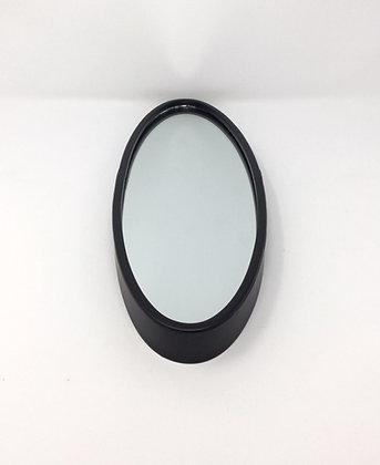 "Juliane Ketcher | Self Portrait of the Viewer | Mirror | 14.5x5"""