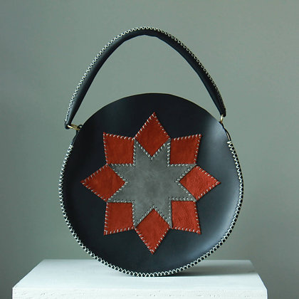 """Soleil Circle Bag 
