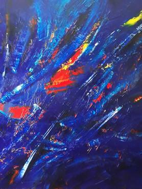 Lucia de Brito Franco � Wild Deep Blue �