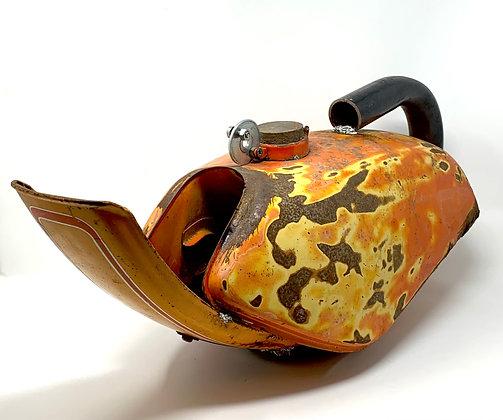 Charles Davis | Premium Tea | Found Objects |