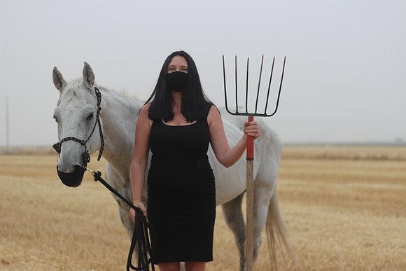 "Jessica, John Shaw | Behold A Pale Horse IV | Photograph | 16x20"""
