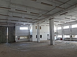 """מבנה תעשייה להשכרה ברמלה, ליצור ,אחסנה או לוגיסטיקה 3500 מ""""ר בנוי  גובה"""