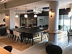 חללי עבודה במתחם עסקים חדש בנתניה