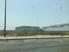 """מבנה תעשייה להשכרה באשקלון 500 מ""""ר בנוי על מגרש של כ 4500 מ""""ר ."""