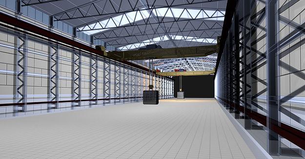 """מחסן , מרלו""""ג ומשרדים להשכרה  באזור נתניה -  מבנה תעשייה , מתחם הכולל מחסן של כ 4000 מ""""ר עם מבנה נוסף של כ 1000 מ""""ר של משרדים ,על כבישי גישה מרכזיים להשכרה באזור נתניה. כניסה עד סוף שנת 2021"""