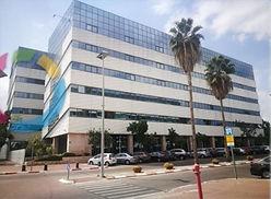בניין משרדים איכותי באזור התעשיה הצפוני של לוד