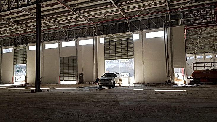 מבנה תעשייה להשכרה בברקו