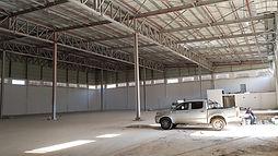 """מבנה תעשייה של 3500 מ""""ר עד 9500 מ""""ר להשכרה באזור אריאל"""