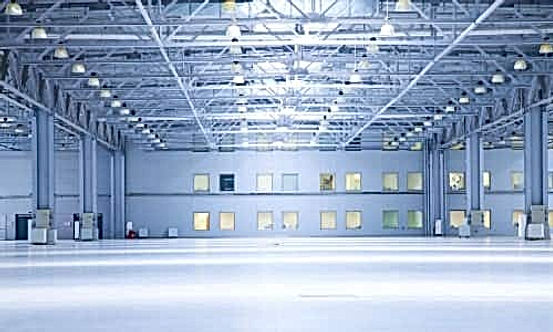 """מבנה  1650 מ""""ר לתעשייה לאחסנה או ייצור למכירה בקריית גת"""