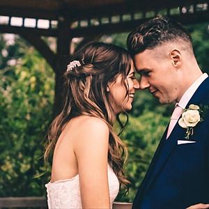 LEWIS & DANIELLE WEDDING