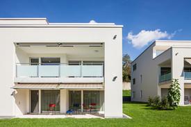 Neubau 3 Mehrfamilienhäuser