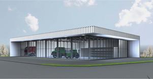 Projektwettbewerb Neubau Werkhof
