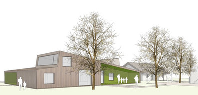 Projektwettbewerb Neubau Kindergarten